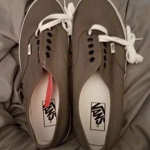 Low top Vans sneakers